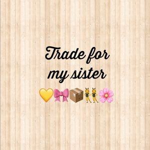 Other - Reserved trade 🎀